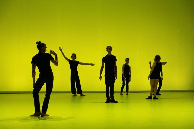 So Schnell de Dominique Bagouet - recréation par Catherine Legrand, Saison Montpellier Danse 21/22.